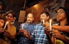 RGV, Nana Patekar light candles for the 26/11 victims