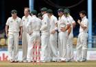 <b>On stranger shores</b> Australian cricketers