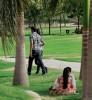 <b>Show us some green</b> In Indraprastha Park, Delhi