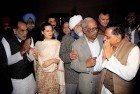 <b>Old game</b> Mulayam with a spectrum of leaders in 2001