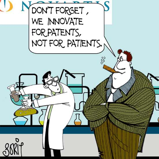 Intellectual Property Cartoon: Intellectual Property Rights