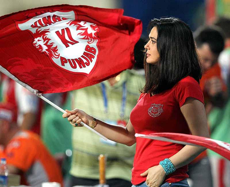 Leaked:Preity Zinta Nude
