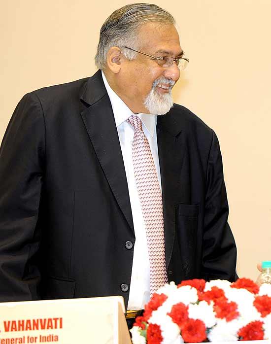 Goolam Essaji Vahanvati