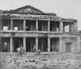 <b>Felice Beato</b> Secunderabagh, Lucknow, 1858