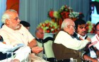 <b>No easy elevation</b> Senior leaders aren't keen on Modi
