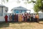 Bene Ephraim members at the new syngogue in Machilipatnam, Vijayawada