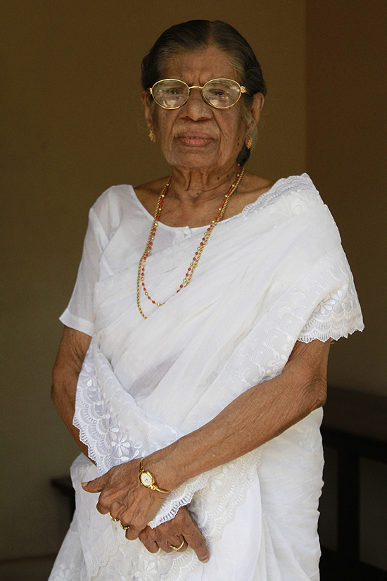 K.R. Gouri Amma
