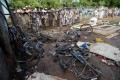 <b>Wheels off</b> Malegaon blast site, 2006