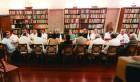 <b>State talk</b> The CWC meeting on Telangana at Sonia Gandhi's residence, 10 Janpath, on July 30