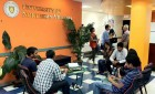<b>No classes</b> Indian students at the University of Northern Virginia
