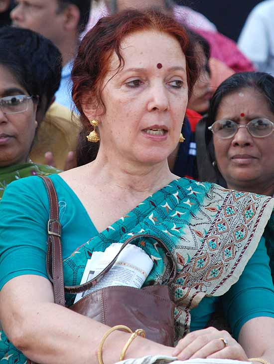 The Foreign Hand In Puri