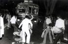 Riot after riot Mob attacks a Sikh, Delhi 1984