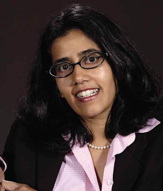 Anita Raghavan