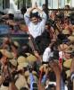 <b>Crowd burst</b> Jagan comes out of jail