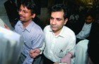2G scam accused Unitech's Sanjay Chandra at a Delhi court
