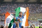 <b>Mumbai, 2011</b> The World Cup win, at last