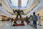 <b>Transformered</b> Inside Lulu Mall