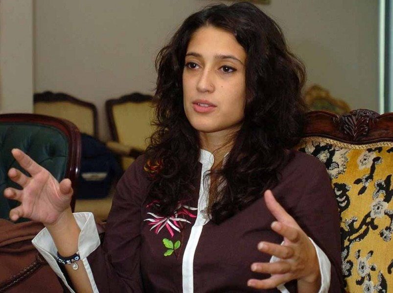 Outlook India Photogallery - Fatima Bhutto