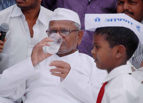 Anna hazare movement against corruption essay