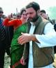 <b>Two at a crossroads</b> Rahul and Priyanka Gandhi at a public meeting