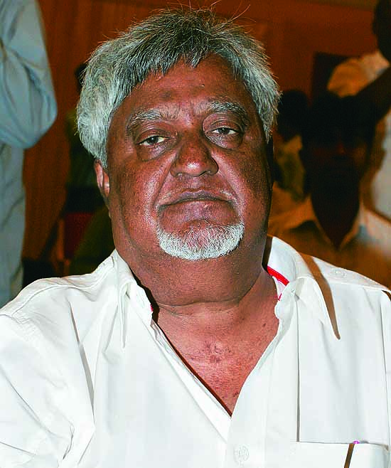 Namdeo Dhasal