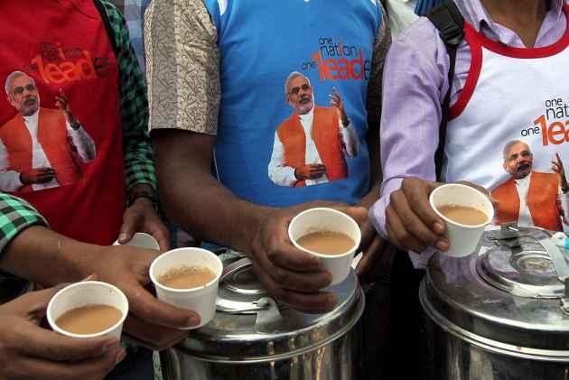 The Great Indian Tea Tamasha