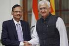 Need for Heart-to-Heart Talk With China Over Azhar: Khurshid