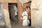 <b>A ruined life</b> Zakia Jafri, widow of Ehsan Jafri with Teesta Setalvad