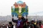 <b>Hear thee, faithful</b> The BSP rally in Lucknow on January 15 to celebrate Mayawati's 58th birthday saw huge numbers