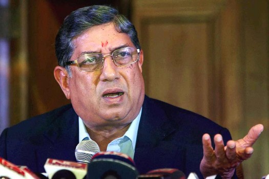 N. Srinivasan