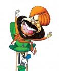 Scoot! Sherry Paaji Is In Da House