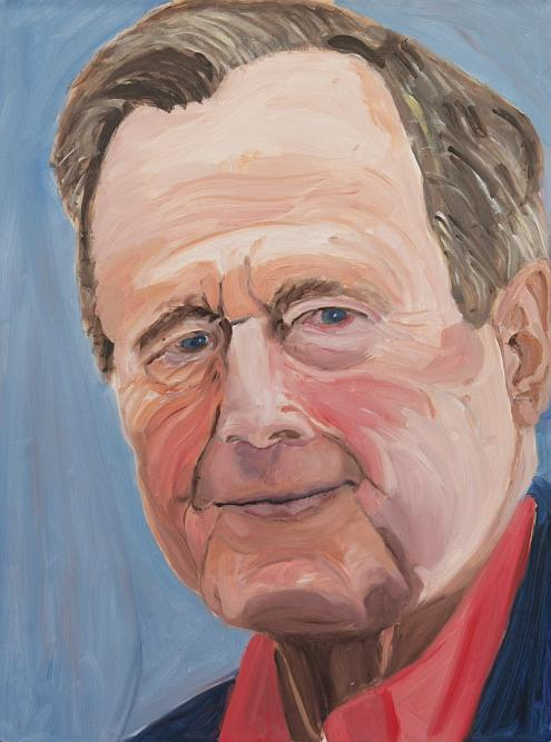 george h.w.bush essays George hw bush george hw bush breaking news  witness to george hw bush groping incident says actors were warned: 'he gets pretty handsy'  first-person essays, features, interviews and q .