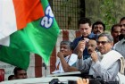 Former Karnataka CM And Veteran Congress Leader SM Krishna Resigns From Party