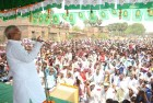 <b>Back in form</b> Laloo's RJD is a magnet for the Muslim vote