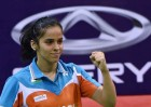 Saina Nehwal Clinches Second Australian Open Title