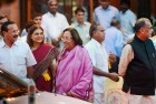 Najma Heptulla Sworn in As Manipur Governor