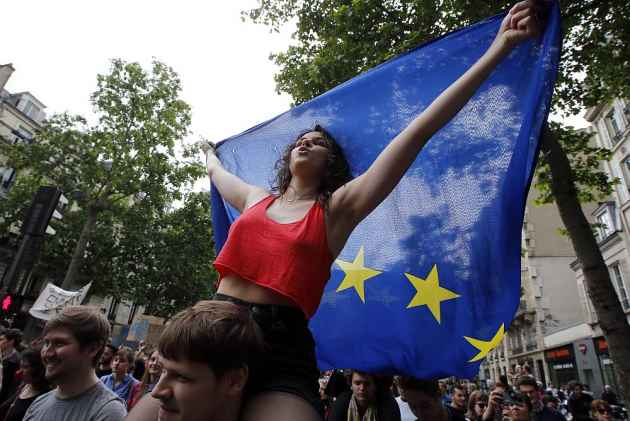 Triumph For Euroscepticism