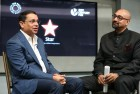 Uday Shankar, CEO, STAR India in dialogue with Bobby Ghosh, Editor TIME International, at PALEY MEDIA COUNCIL Breakfast Session on Friday, May 30 in New York