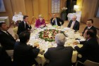 File Photo, June, 2014:  G7 working dinner in Brussels, Belgium.
