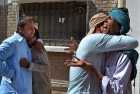 Jun 15, 2014 Men mourning the death of a provincial lawmaker, Handery Masieh, at a local hospital in Quetta, Pakistan.