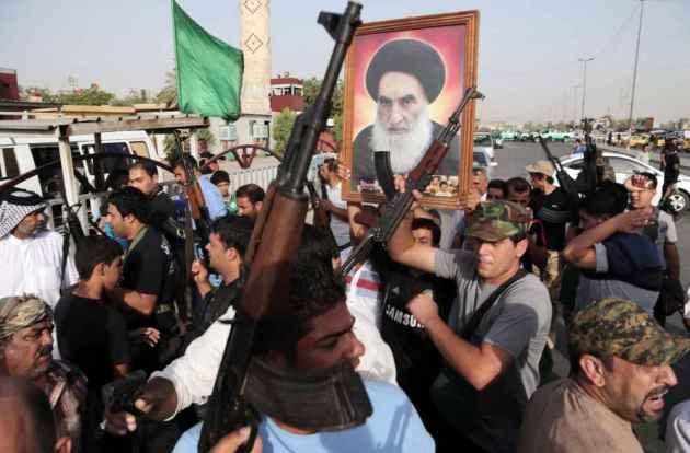 It's Not Shi'as Vs Sunnis