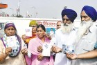 <b>Agony of a wait</b> Family members of abducted workers in Amritsar