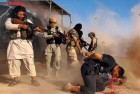 Images allegedly showing ISIS men executing Iraqi soldiers