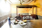 Haji Ghulam Ali, who runs a now defunct non-veg stall