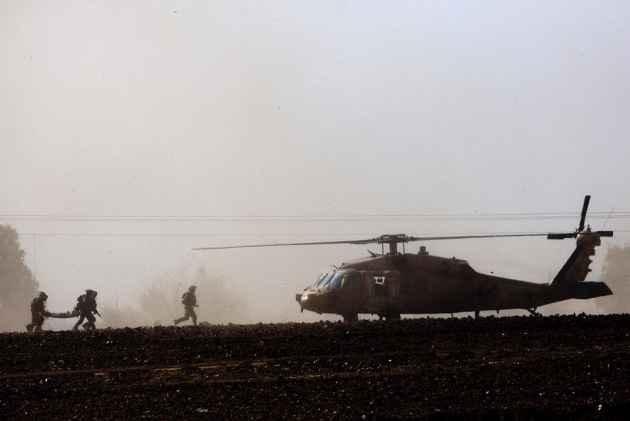 Suicide Bombers Over Gaza