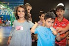 <b>Colour of fear</b> Rica-Remi at the indoor playground in Sderot