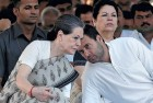 <b>No answers</b> Sonia, Rahul don't know what to do