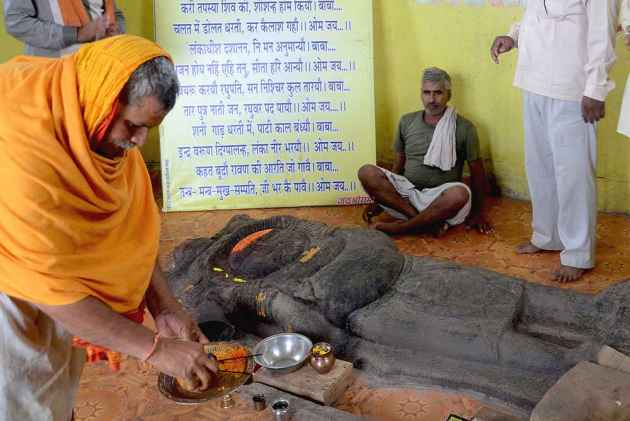 Asuras? No, Just Indians
