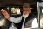 Hurriyat Leader Geelani Hospitalised After Complaining of Chest Pain