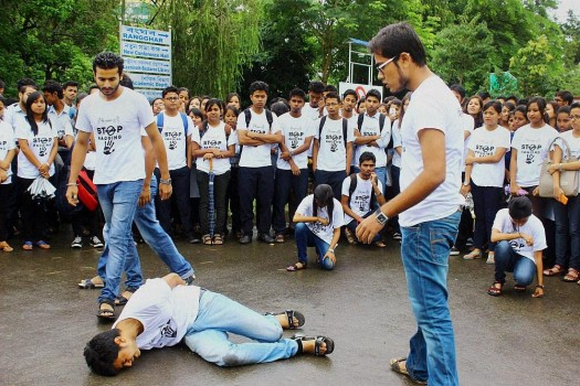 university and ragging Alliance university campus is ragging free campus number of anti-ragging measures are in place to ensure strict compliance.